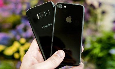galaxy s8 so cau hinh iphone 7 400x240 - So sánh nhanh Galaxy S8 và iPhone 7: Khi Samsung đi trước một bước