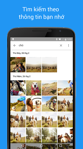 google photos android - Tổng hợp 8 ứng dụng hay và miễn phí trên Android ngày 16.3.2017