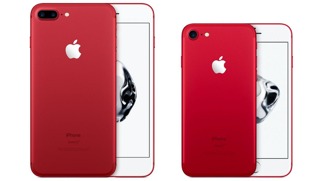 iphone 7 plus red featured - Tổng hợp 21 ứng dụng hay và miễn phí trên iOS ngày 3.4.2017