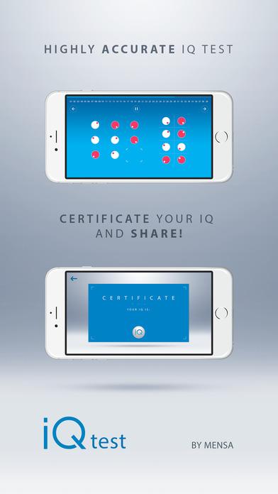 iq test - Tổng hợp 9 ứng dụng, game hay và miễn phí trên iOS ngày 06.3.2017