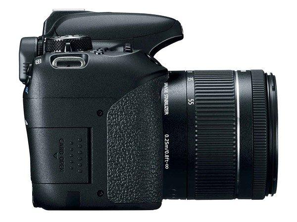 may anh canon eos 800d 600x450 - Canon ra mắt máy ảnh DSLR mới - Canon EOS 800D
