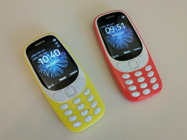 "nokia 3310 1 600x450 - Nokia 3310 2017: ""Cục gạch"" trở lại"