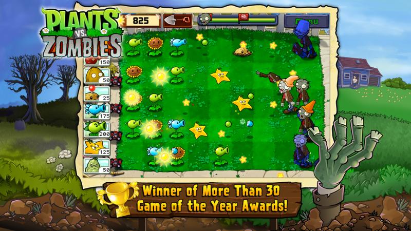 plant vs zombie featured 800x450 - Top 5 game cũ mà hay {24.3}: Road Rash, Plants vs Zombies, Limbo…