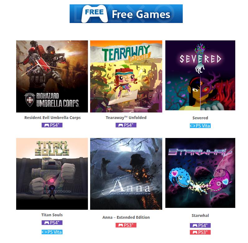 ps plus free asia - PS Plus cho thị trường châu Á khuyến mại game xịn hơn cho game thủ