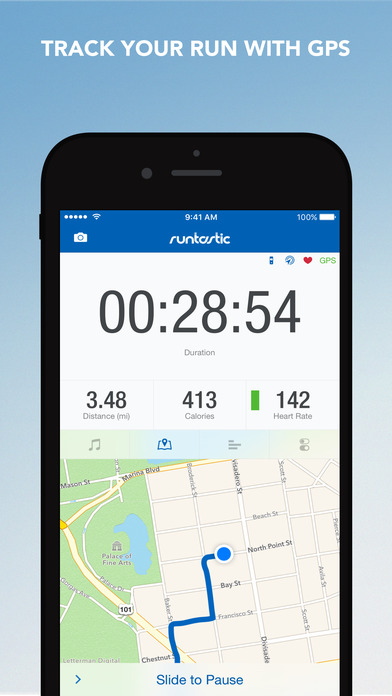 runtastic pro ios - Tổng hợp 20 ứng dụng hay và miễn phí trên iOS ngày 28.3.2017