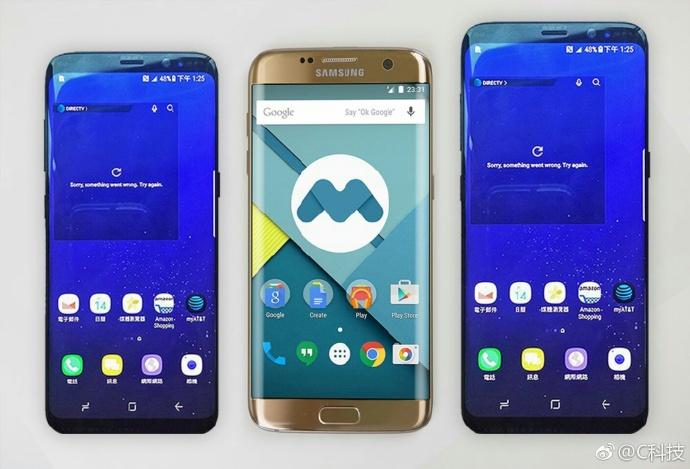 samsung galaxy s8 vs galaxy s7 edge galaxy s8 plus - 8 điều bạn cần biết trước ngày ra mắt Samsung Galaxy S8