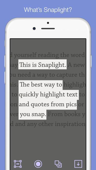 snaplight ios - Tổng hợp 20 ứng dụng hay và miễn phí trên iOS ngày 28.3.2017
