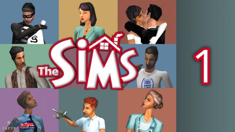 the sims 1 featured 800x450 - Top 5 game cũ mà hay {23.3}: Worms World Party, The Sims, Army Men...