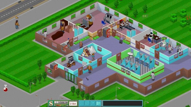 theme hospital featured 800x450 - Top 5 game cũ mà hay {25.3}: SimCity 4, Tropico 4, Stronghold…