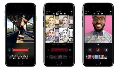 ung dung tao video appleclips 400x240 - Clips - Ứng dụng tạo video độc đáovừa được Apple ra mắt