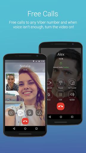 viber android - Tổng hợp 8 ứng dụng hay và miễn phí trên Android ngày 15.03.2017