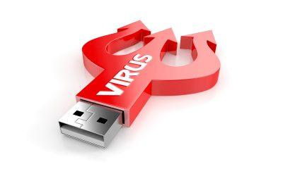 virus usb drive 400x240 - Virus USB phát tán mạnh