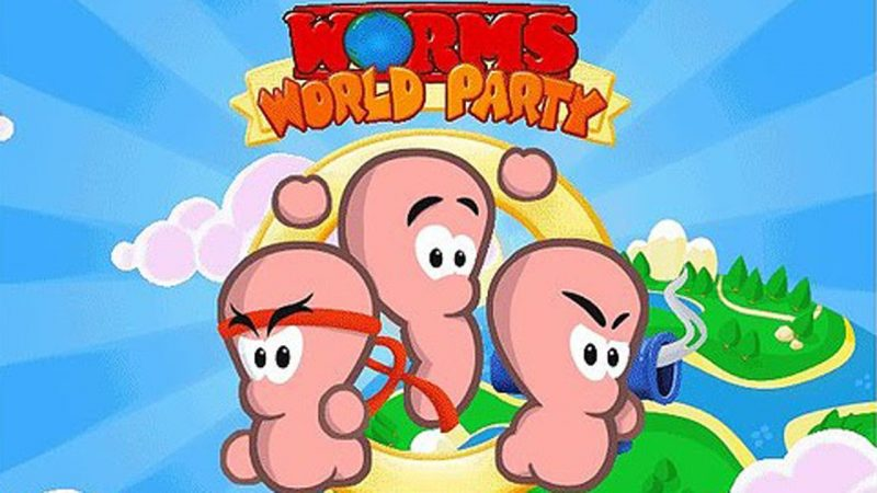 worms world party 800x450 - Top 5 game cũ mà hay {23.3}: Worms World Party, The Sims, Army Men...