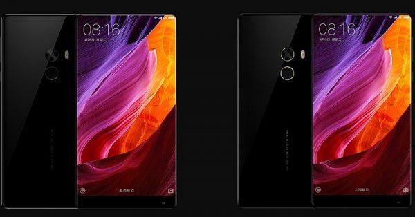"""Xiaomi Mi Mix: viền màn hình """"mất tích"""""""