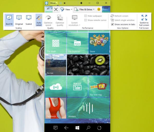 2017 04 22 15 17 06 600x513 - Điều khiển điện thoại Windows 10 Mobile từ xa từ trên máy tính