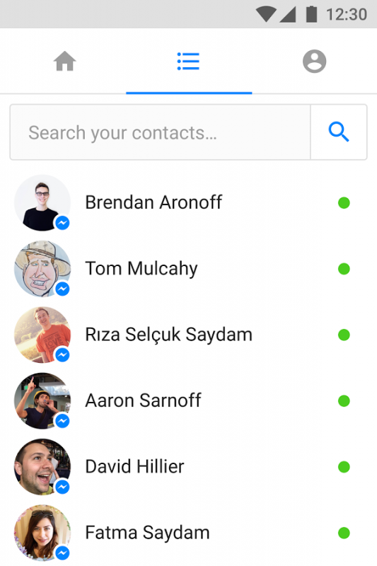 Messenger Lite: Ứng dụng chat Facebook cho dế yếu, mạng chập chờn