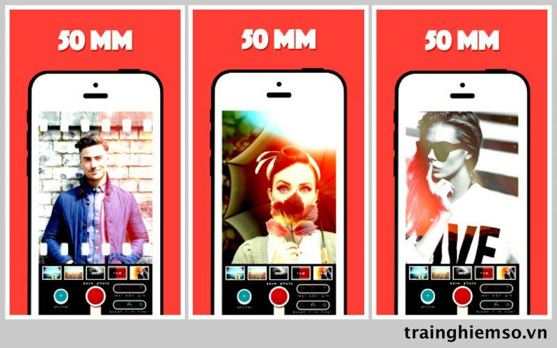 50mm ios 800x500 - Tổng hợp 28 ứng dụng hay và miễn phí trên iOS ngày 11.4.2017