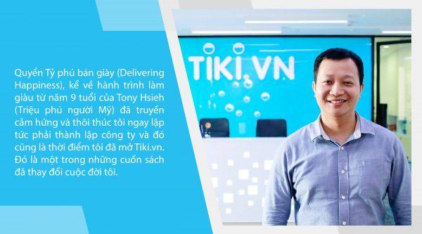 """Anh Tran Ngoc Thai Son 600x333 - Tiki.vn phát động chương trình """"Cùng Tiki lan tỏa văn hóa đọc"""" trong suốt tháng 4"""