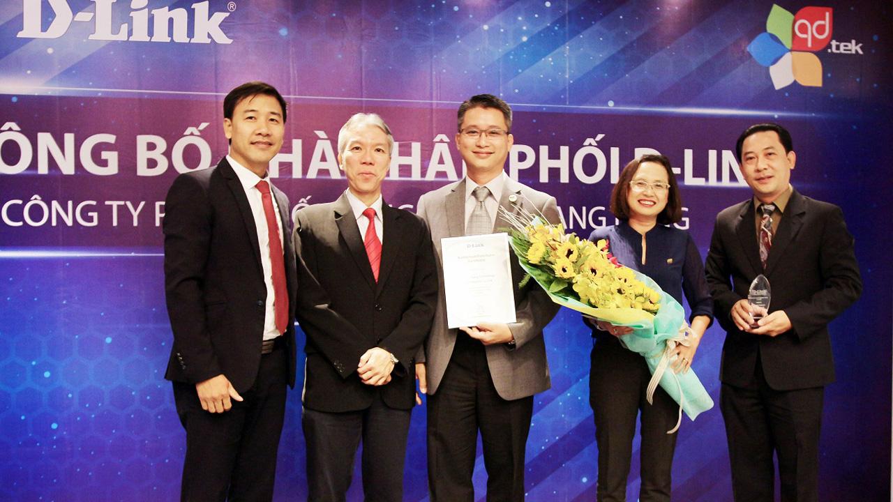 QD. TEK phân phối nhóm sản phẩm doanh nghiệp của D-Link tại Việt Nam 14