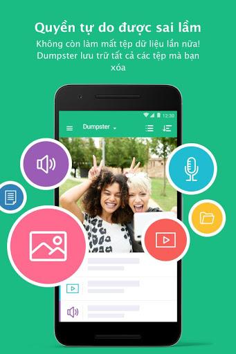Dumpster image for android - Tổng hợp 5 ứng dụng hay và miễn phí trên Android ngày 12.4.2017