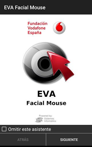 EVA Facial Mouse for android - Tổng hợp 5 ứng dụng hay và miễn phí trên Android ngày 15.4.2017