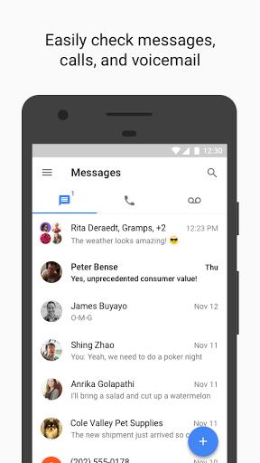 Google Voice for android - Tổng hợp 5 ứng dụng hay và miễn phí trên Android ngày 08.4.2017