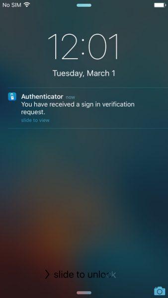 Microsoft Authenticator for ios 338x600 - Tổng hợp 21 ứng dụng hay và miễn phí trên iOS ngày 23.4.2017 (phần 2)