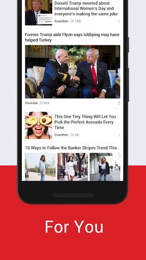 News Repunblic for android - Tổng hợp 5 ứng dụng hay và miễn phí trên Android ngày 02.4.2017
