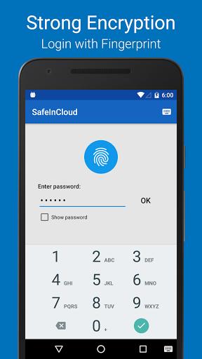 SafeInCloud for Android - Tổng hợp 5 ứng dụng hay và miễn phí trên Android ngày 02.4.2017