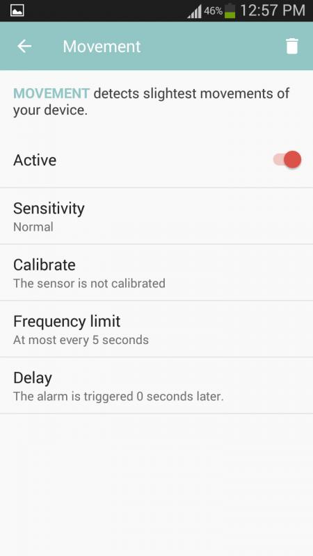 """Screenshot 2017 04 02 12 57 11 450x800 - Trang bị chức năng báo động cao cấp và miễn phí cho """"dế yêu"""""""
