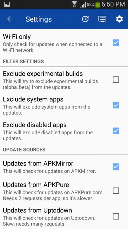 Screenshot 2017 04 24 18 50 36 450x800 - Tìm, cập nhật phiên bản mới cho app cài đặt thủ công