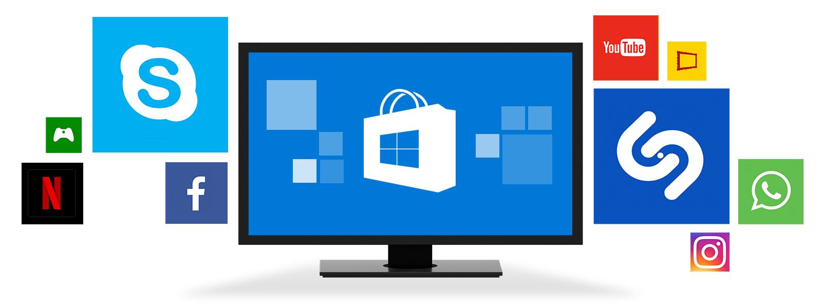 Ứng dụng Universal hay và miễn phí tháng 4/2017 cho Windows 10