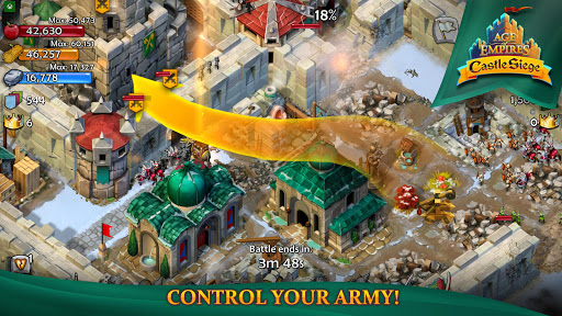 age of empires android 1 - Tựa game Age of Empires: Castle Siege đã có trên Android