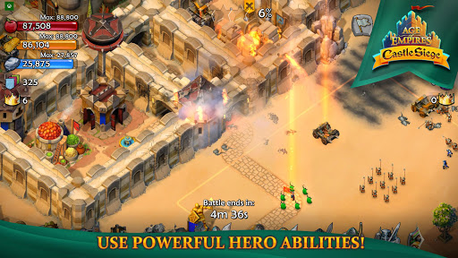 age of empires android 3 - Tựa game Age of Empires: Castle Siege đã có trên Android