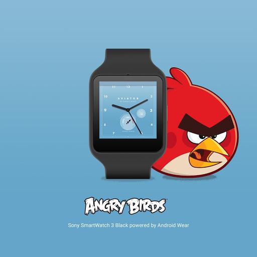 angry bird avinator watch face for android - Tổng hợp 5 ứng dụng hay và miễn phí trên Android ngày 02.4.2017