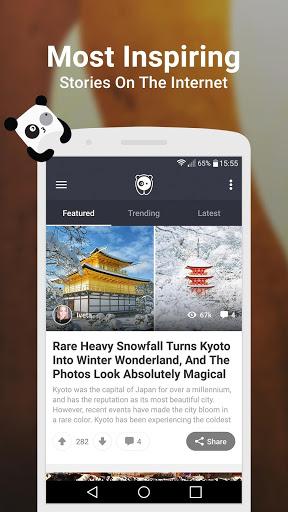 bored panda for android - Tổng hợp 10 ứng dụng hay và miễn phí trên Android ngày 20.4.2017