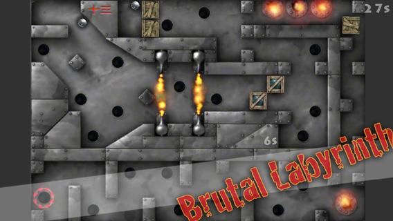brutal labyrinth ios - Tổng hợp 31 ứng dụng hay và miễn phí trên iOS ngày 7.4.2017