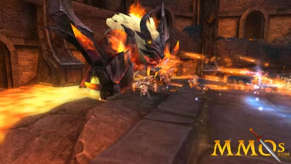 crusaders of light mobile 600x338 - Mời trải nghiệm Crusaders of Light - MMORPG 3D phong cách WoW chất lừ