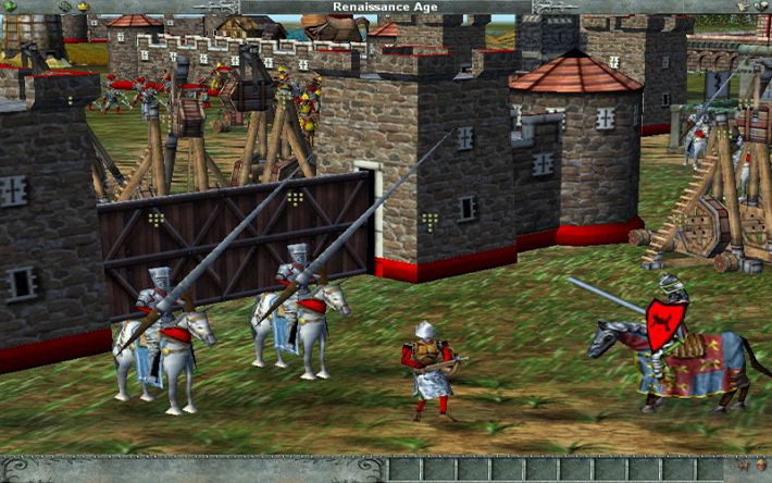 empire earth gold edition 2 - [Game cũ mà hay] Empire Earth