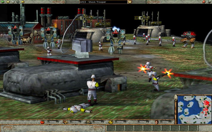 empire earth gold edition 3 - [Game cũ mà hay] Empire Earth
