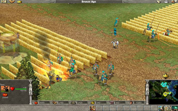 empire earth gold edition 6 - [Game cũ mà hay] Empire Earth