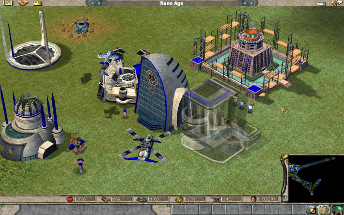 empire earth gold edition 8 - [Game cũ mà hay] Empire Earth