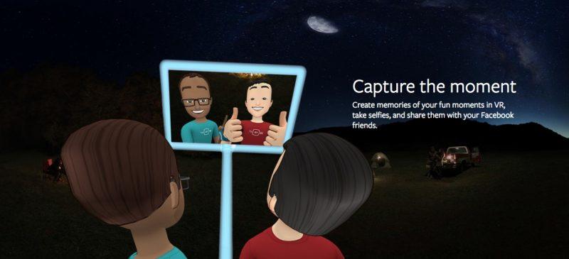 """facebook spaces 6 800x365 - Facebook Spaces: khi mạng xã hội """"chạm ngõ"""" thực tế ảo"""