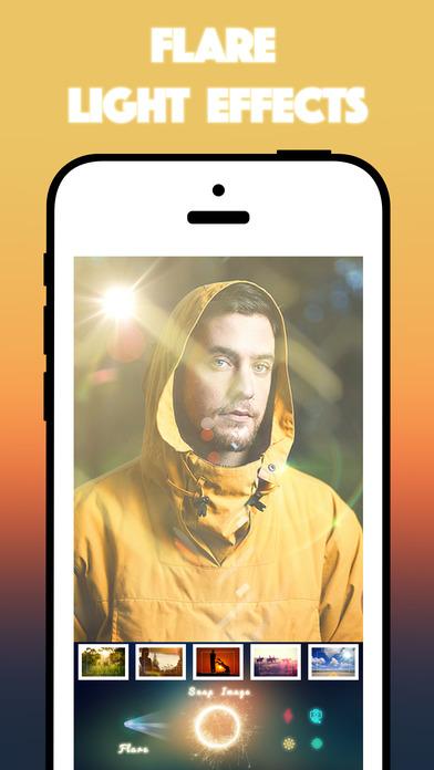 flaregram ios - Tổng hợp 45 ứng dụng hay và miễn phí trên iOS ngày 09.4.2017