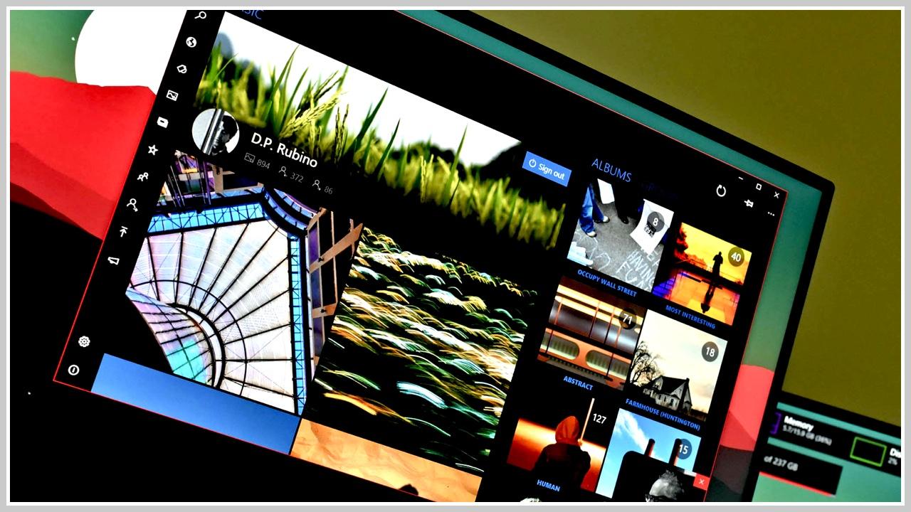 Hướng dẫn quản lý và tải ảnh lên FlickR dễ dàng trên máy tính