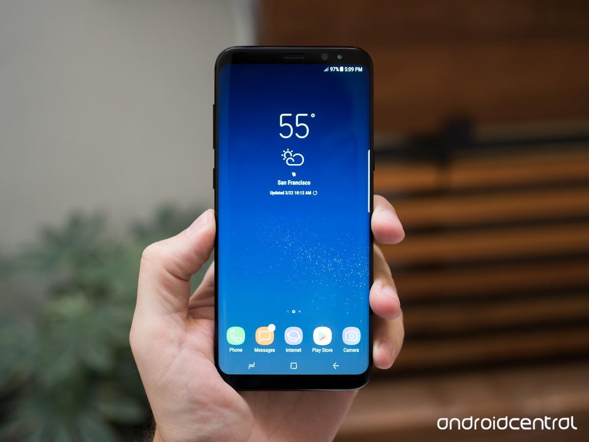 galaxy s8 plus black 6 - Tính năng Face Recognition trên Galaxy S8 có thể bị qua mặt dễ dàng