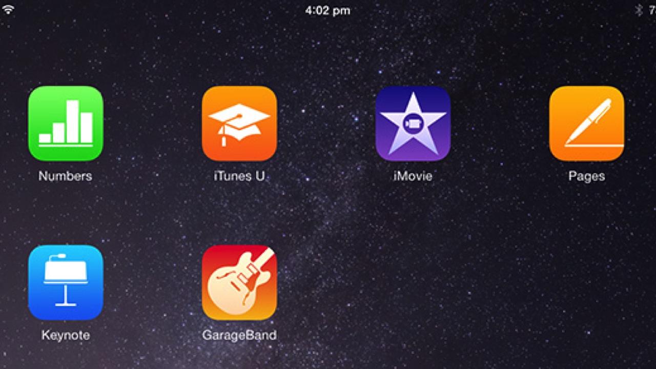 garageband imovie featured - GarageBand, iMovie, Pages, Keynote, Numbers bất ngờ được miễn phí
