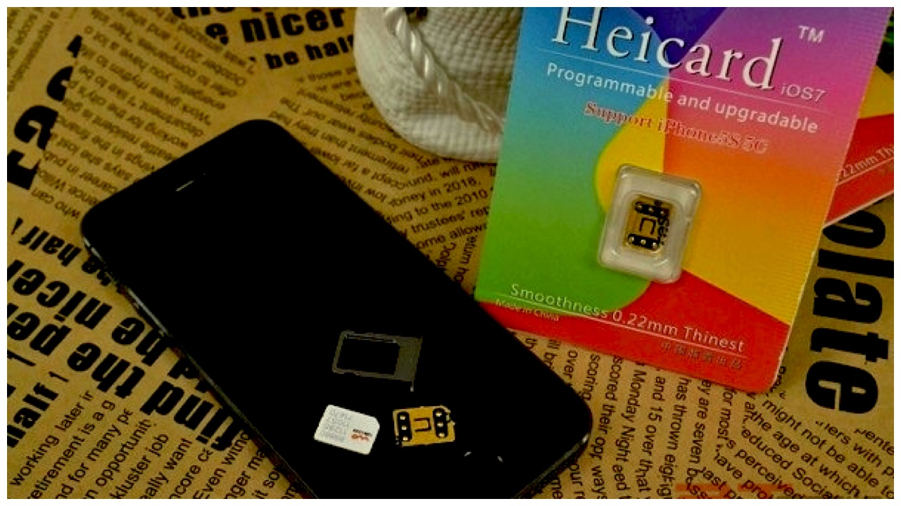 heicard featured - SIM ghép fix full lỗi iPhone Lock, đáng mừng hay đáng lo?