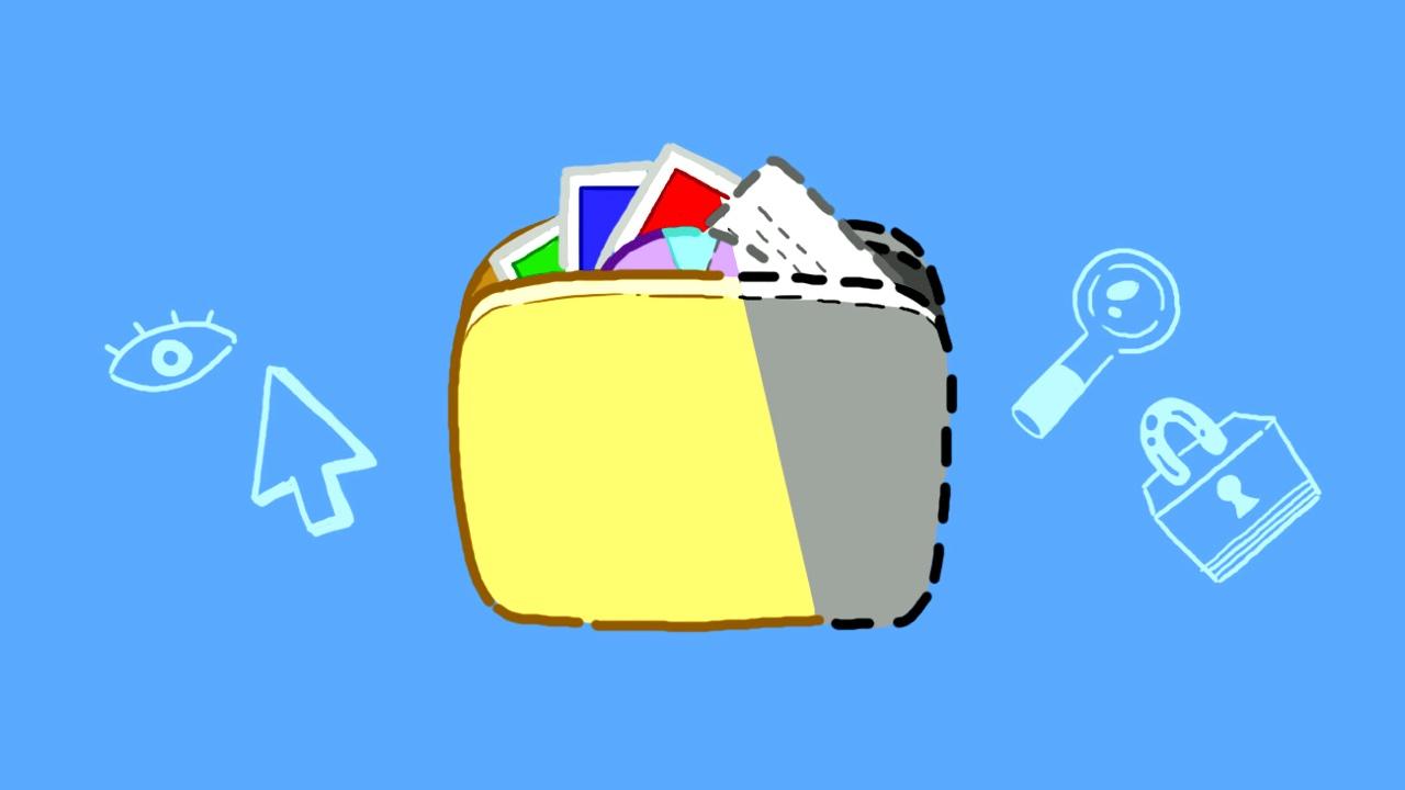 Cách ẩn file và thư mục trong Windows 10