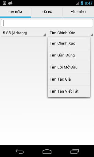 karaoke vietnam for android - Tổng hợp 5 ứng dụng hay và miễn phí trên Android ngày 11.4.2017